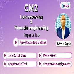 Loss Reserving and Financial Engineering